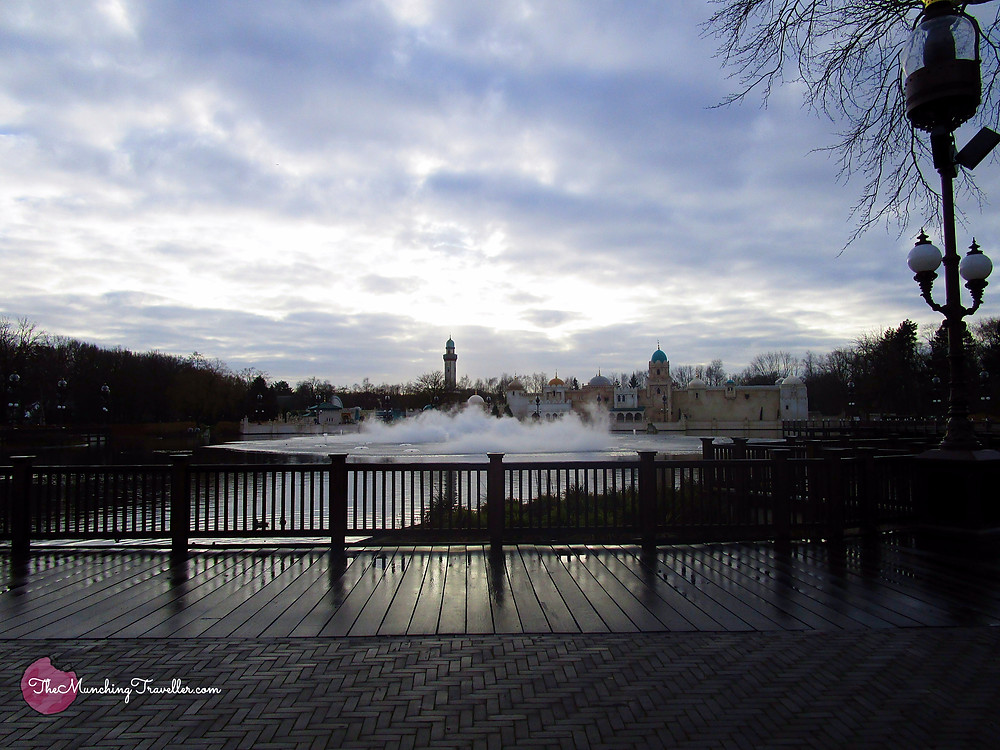 Day Trip from Amsterdam, Efteling Theme Park, The Netherlands