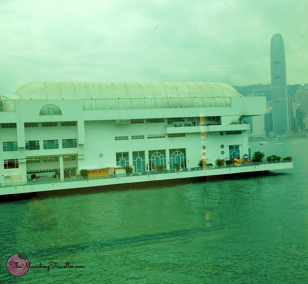 China Ferry Terminal, Hong Kong