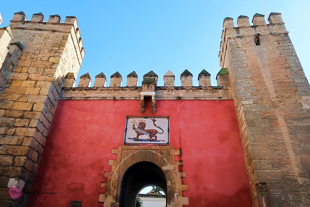 The Royal Alcazar of Seville, Spain