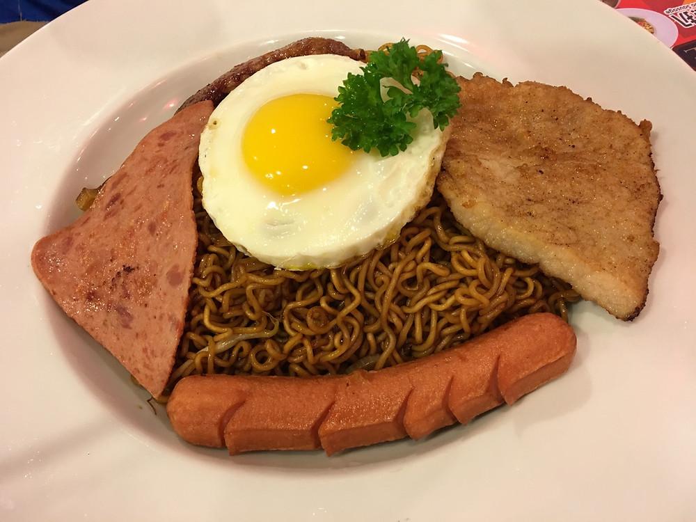 Kim Gary Hong Kong Cafe Cap Kan