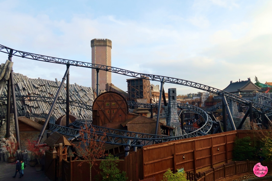 Exploring the underrated Phantasialand theme park in Germany