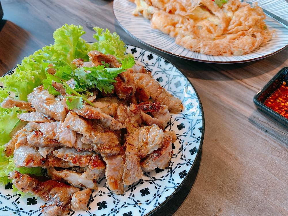 Suk's Thai Kitchen Food Singapore