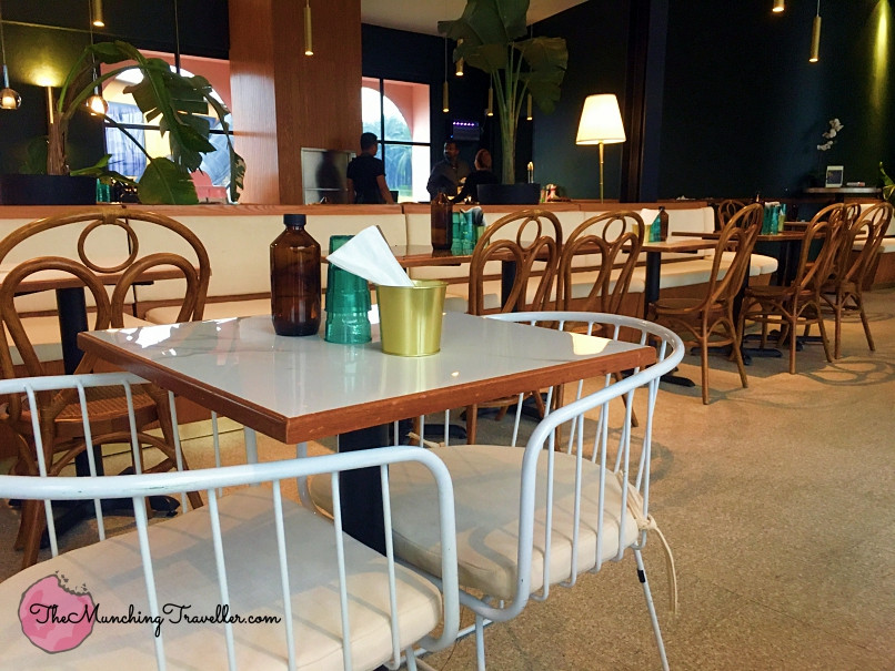Cafe Hopping in JB: Tropique Cafe and Restaurant