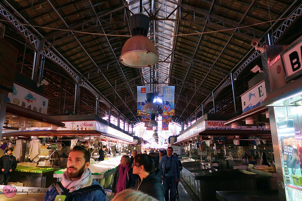 What to eat in Barcelona's La Boqueria Market