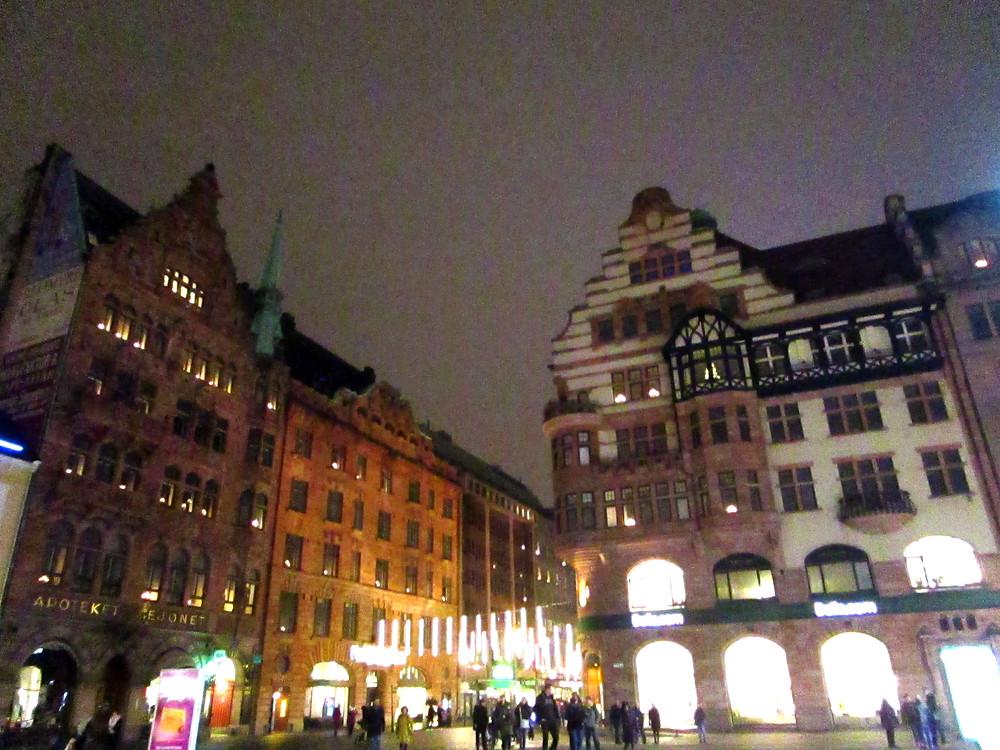 Möllevångstorget square