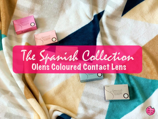 Olens Spanish Real: Coloured Contact Lens