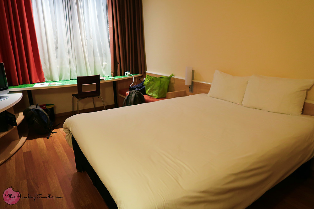 Where to stay in Budapest? Ibis Budapest City!