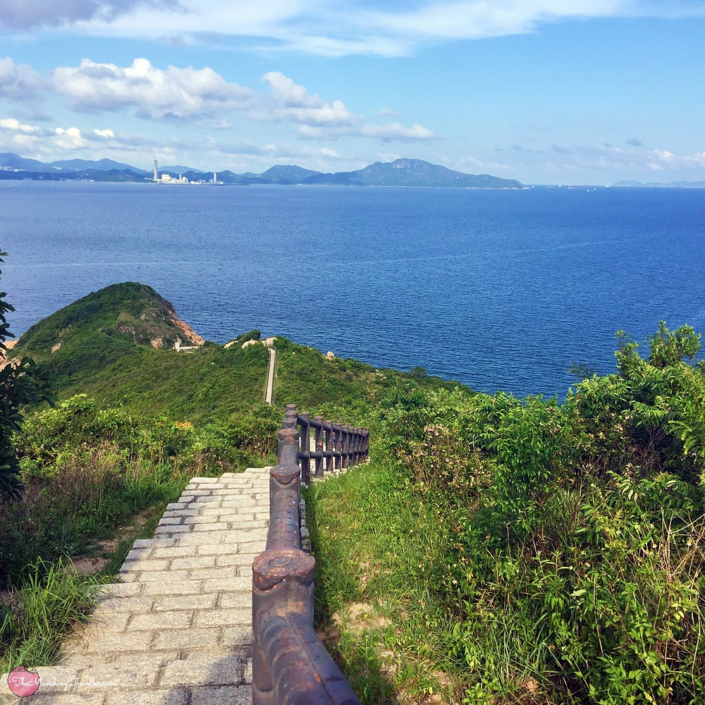 Mini Great Wall, Cheng Chau Island, Hong Kong