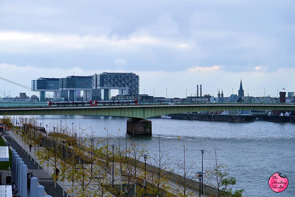 Rheinauhaufen, Cologne, Germany