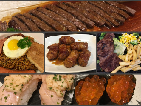 What to eat in City Square Mall and Komtar JBCC at Johor Bahru, Malaysia?