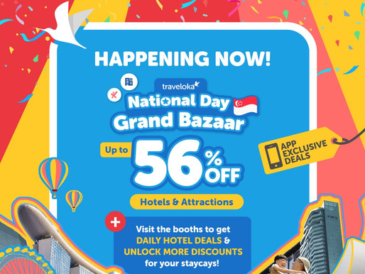 Traveloka Grand Bazaar