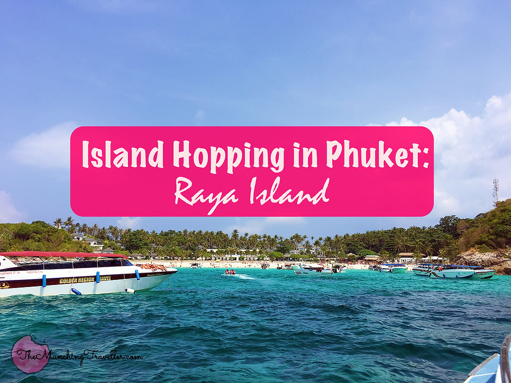 Island Hopping in Phuket, Raya Islands, Racha Islands