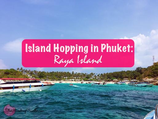 Island Hopping in Phuket: Raya Island
