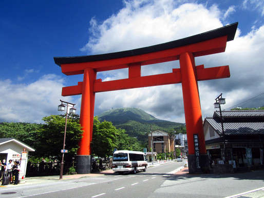 Day trip to Hakone from Tokyo, Japan