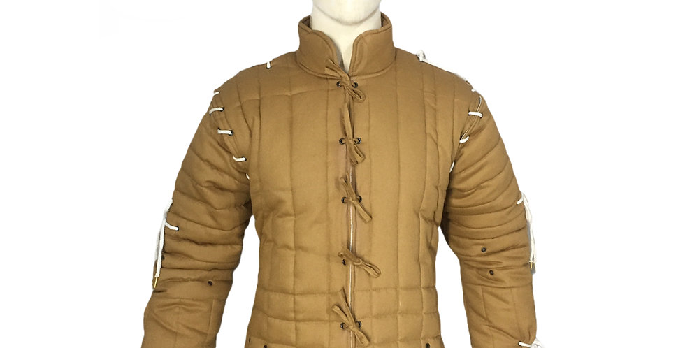 Camel Color Gambeson