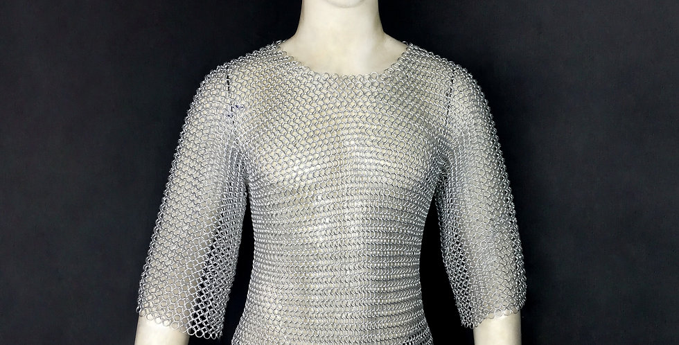 Chainmail Shirt | Half  Sleeve | butted