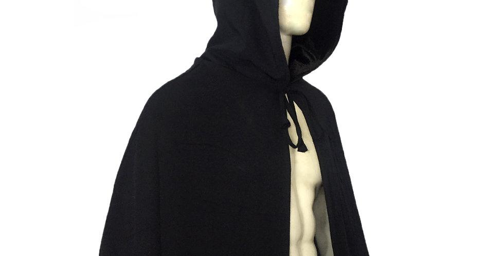 Black color Cloak