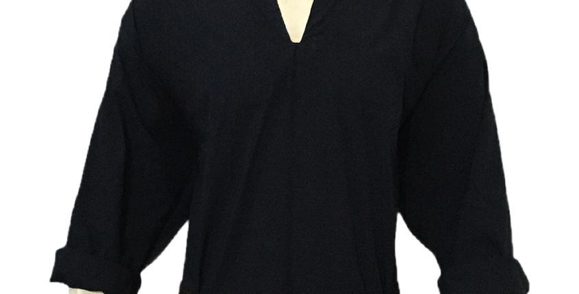 Black Color Tunic