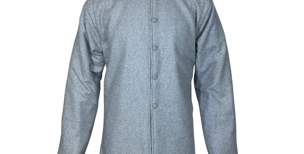 Grey Colour Gambeson