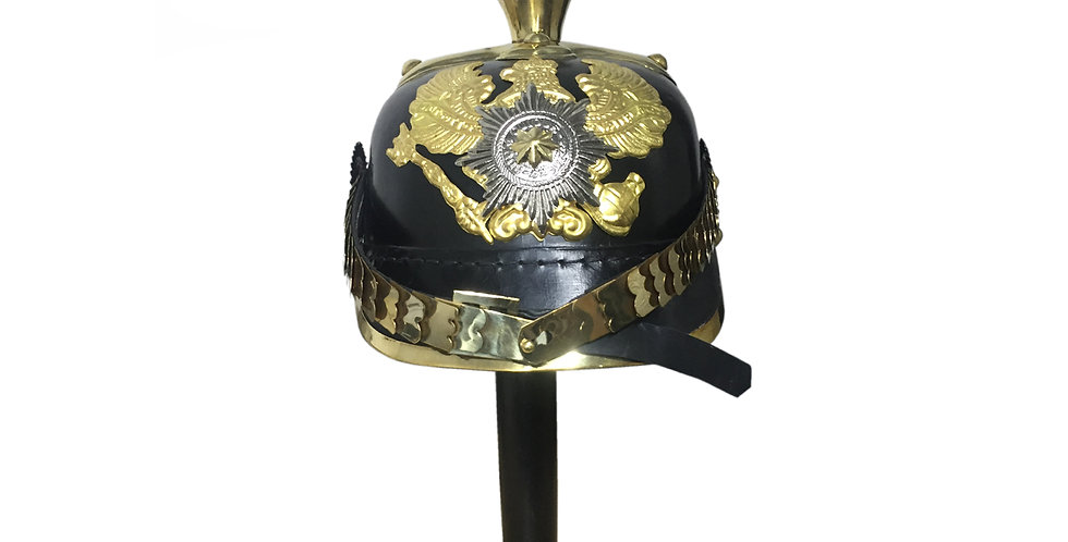 German Helmet   Pickelhaube Helmet