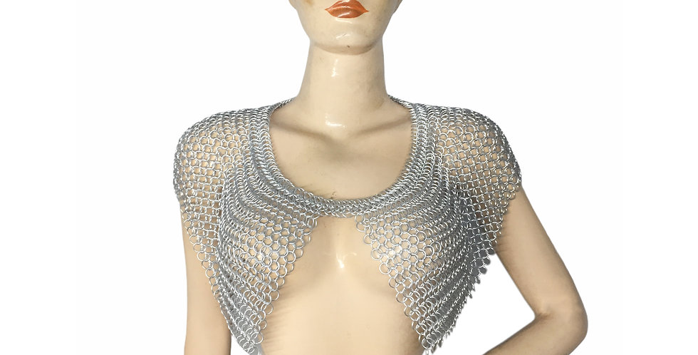 Chainmail Designed halter