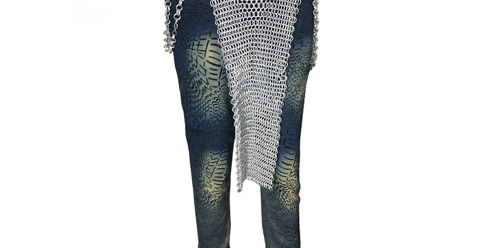 Chainmail Long Skirt