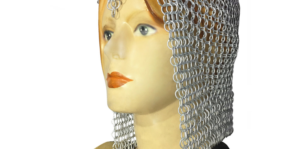 Chainmail Open Hood