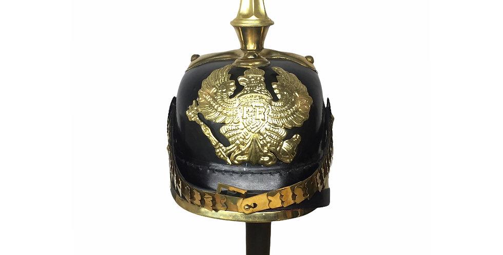 German helmet | FR Badge |