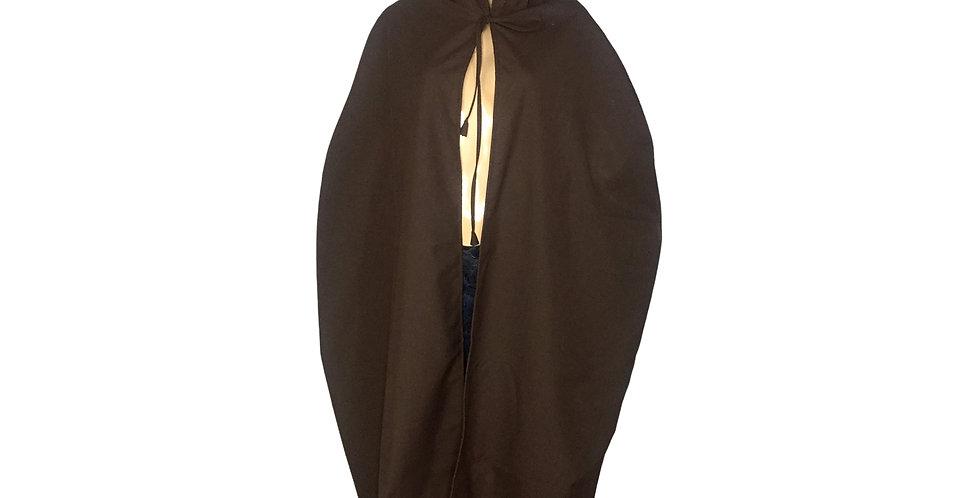 Brown Color Cloak