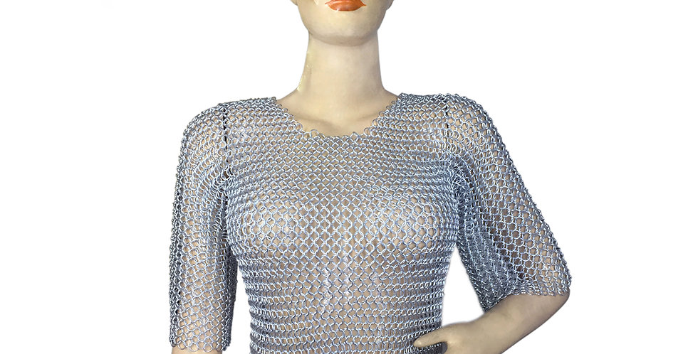Chainmail Shirt | Full Sleeves | Size - S to XL.