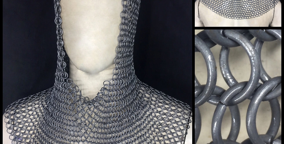 Chainmail Hood | MS Butted