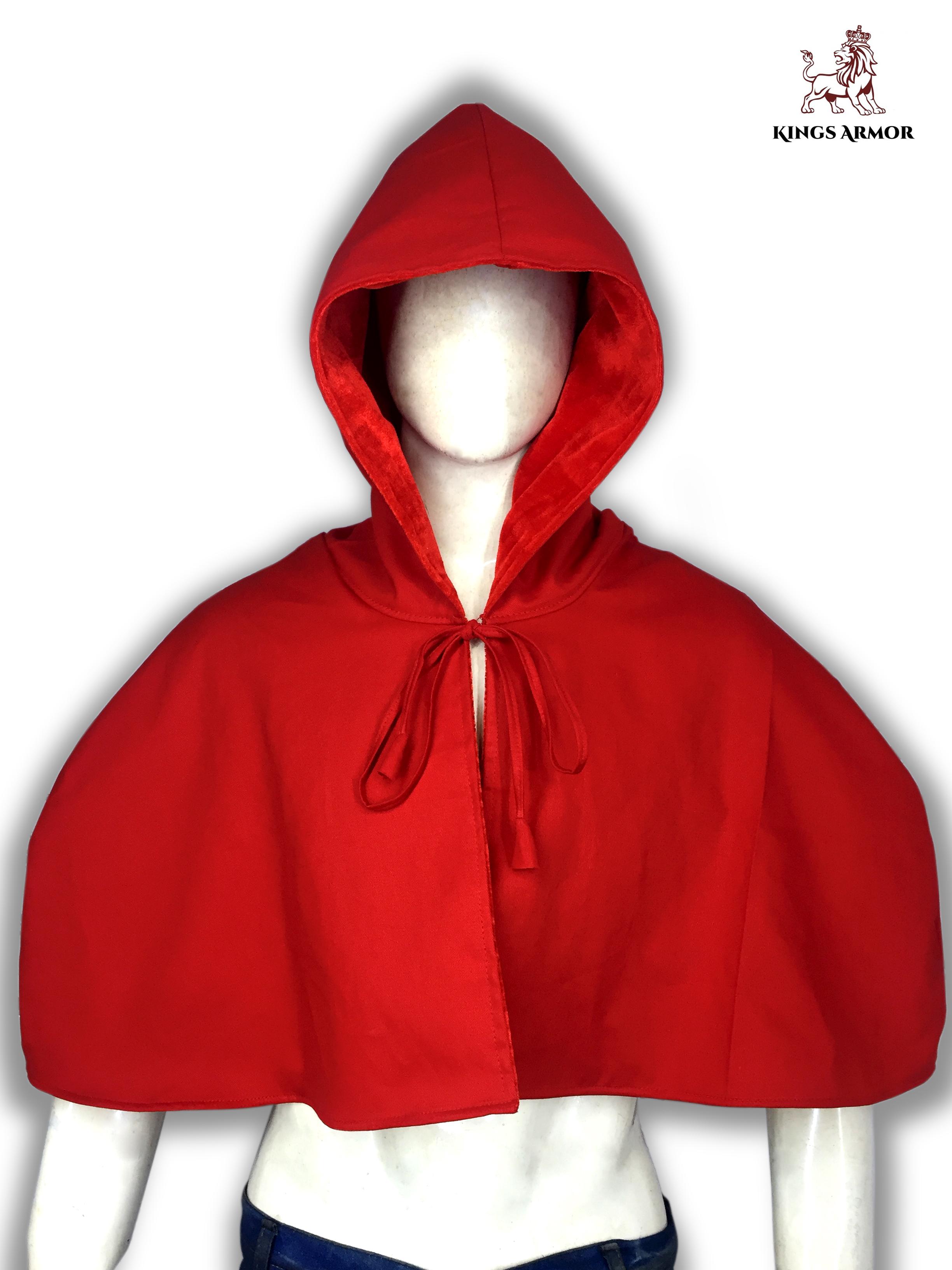 Cloak red Hood
