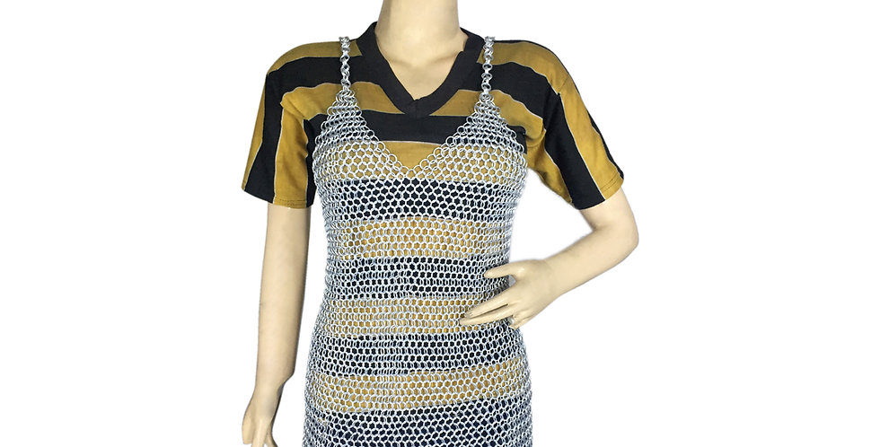 Chainmail Long Top