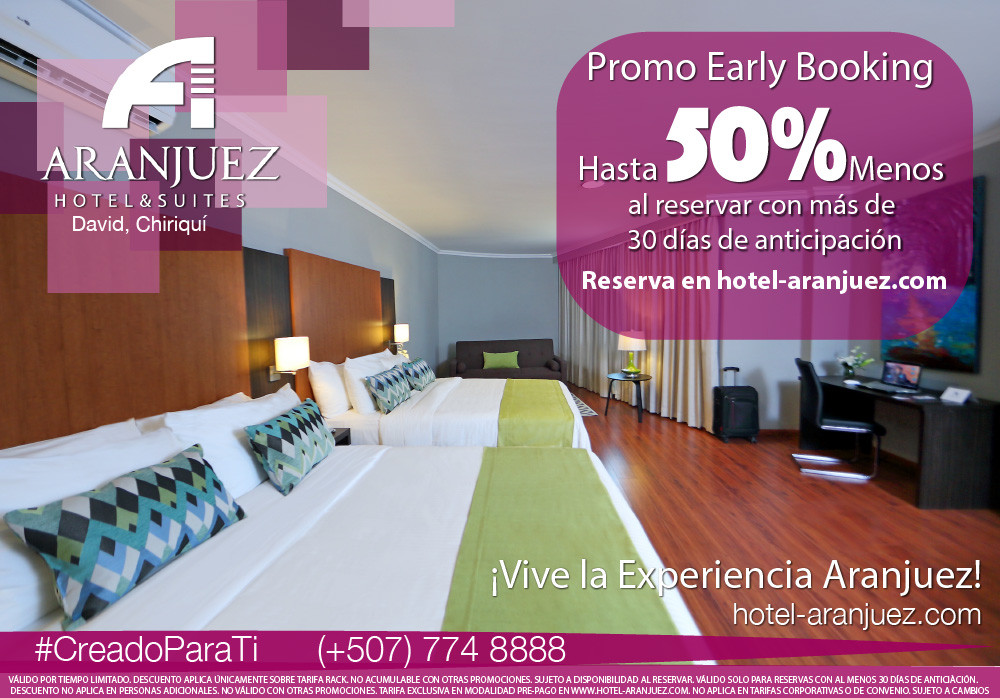 Offer to stay in David, Chiriquí