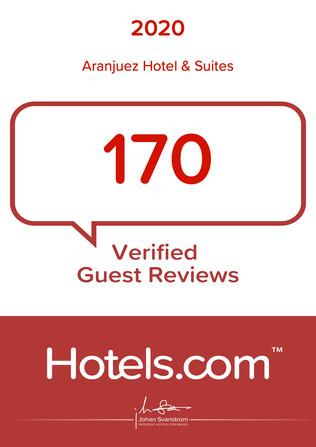 Verified by Hoteles.com 2020