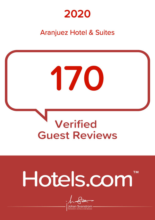 Verified by Hotels.com 2020