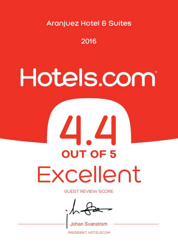 Expedia Loved by guests 2016