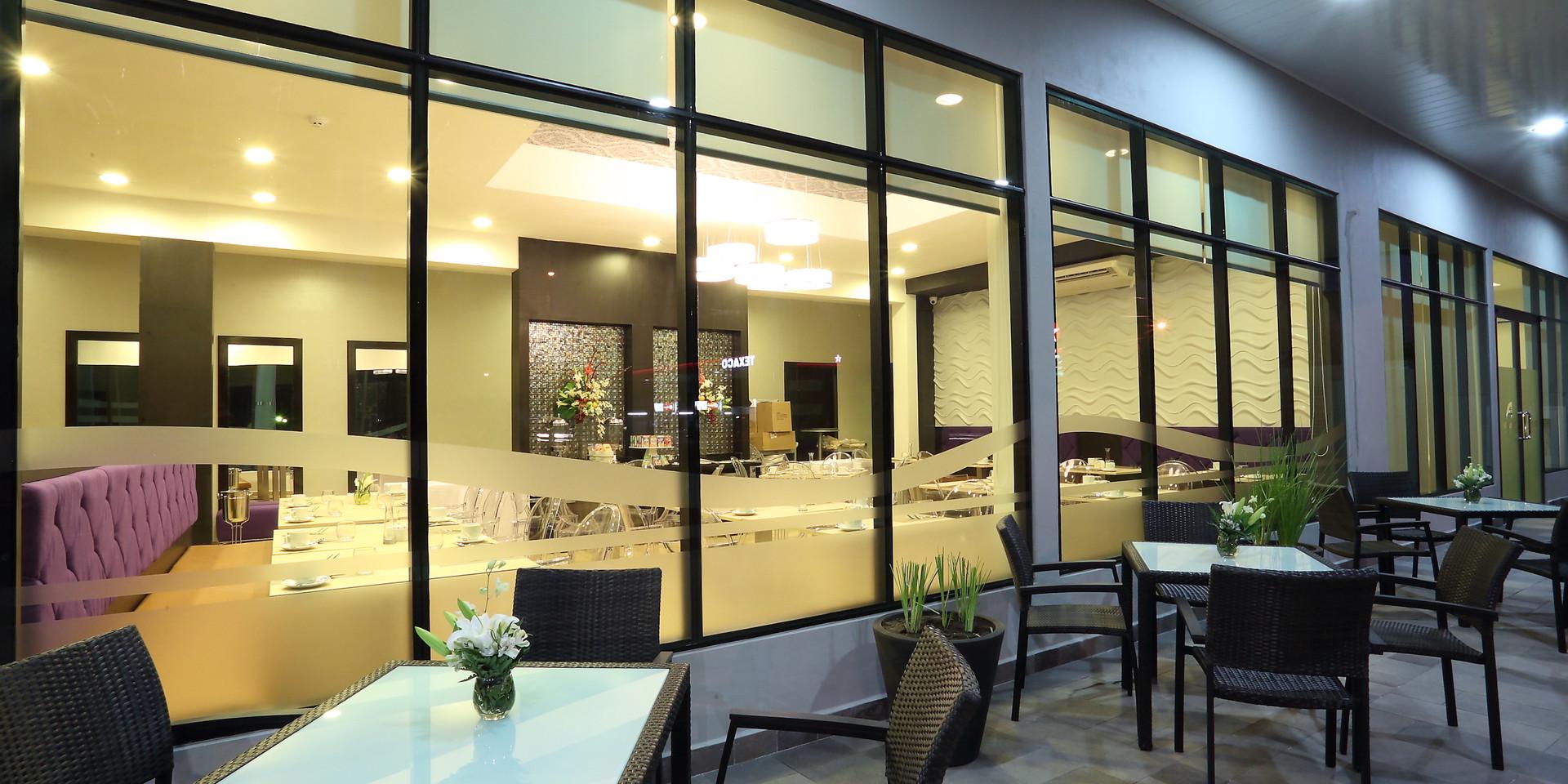 Jarama Restaurant Terrace