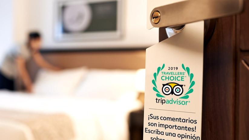 Tripadvisor Traveller's Choice 2019