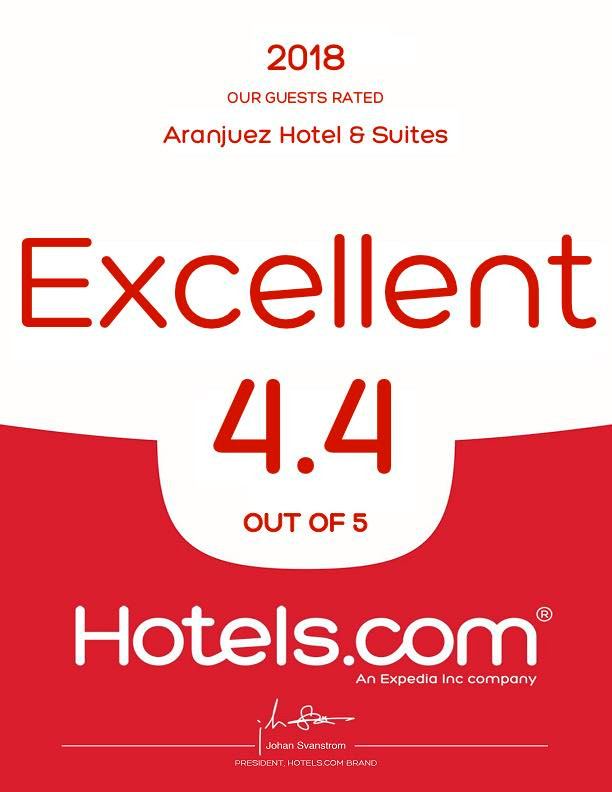 Expedia Loved by guests 2018