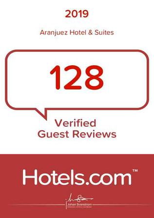 Verified by Hoteles.com 2019