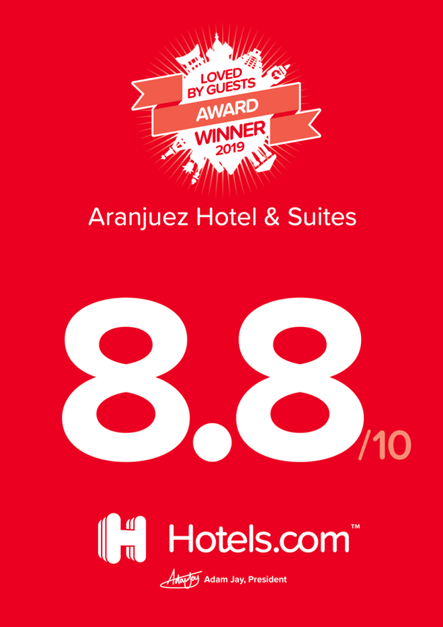 Expedia Loved by guests 2019