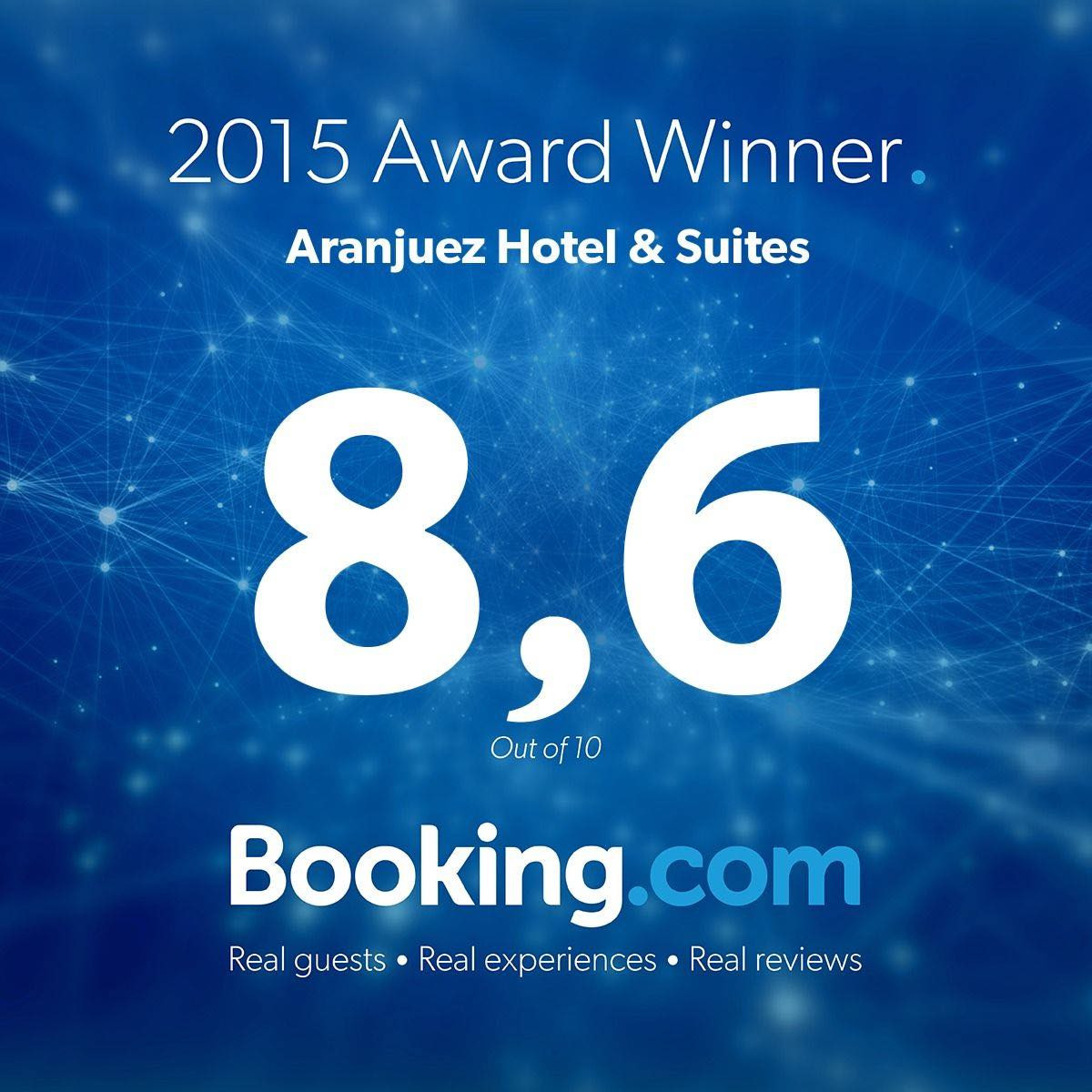 Guest Review Awards 2015