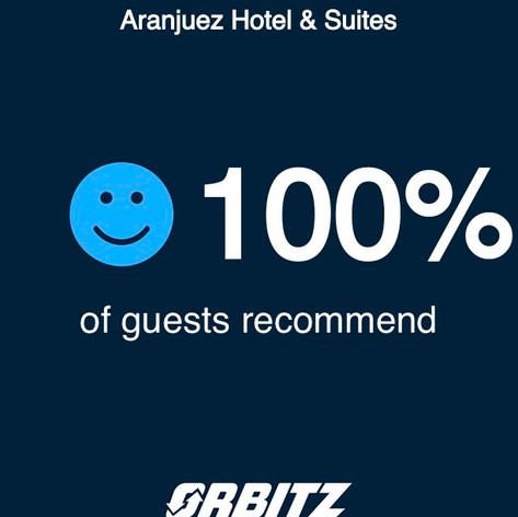 Recommended by Orbitz 2017