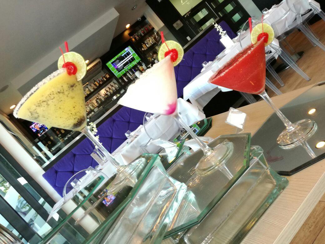 Promoción de margaritas y bebidas en Bar Jarama de Aranjuez Hotel & Suites