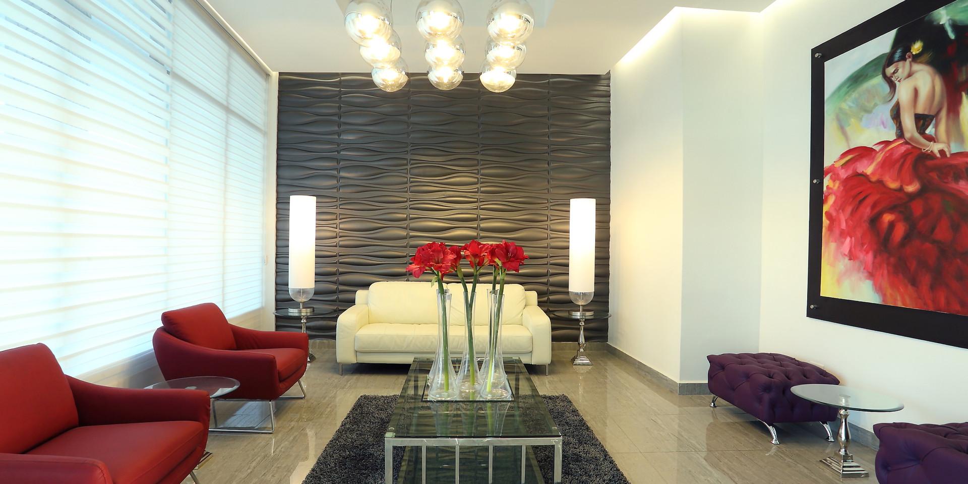 Lobby of Aranjuez Hotel & Suites
