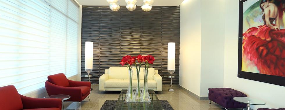 Lobby de Aranjuez Hotel & Suites