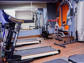 Hotel Aranjuez gym