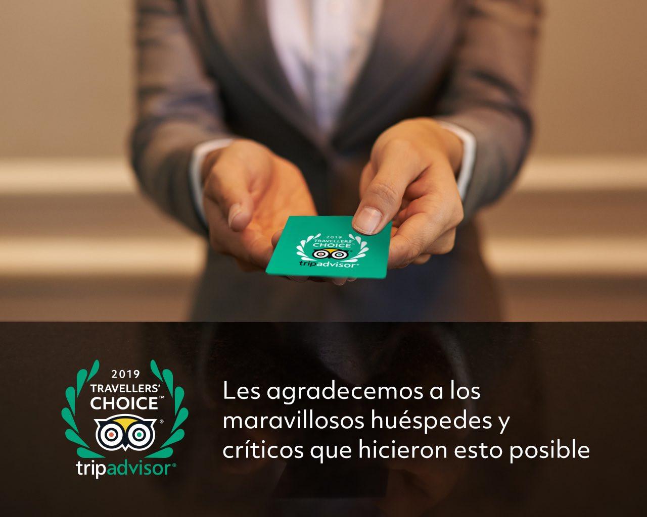 Tripadvisor Traveler's Choice 2019