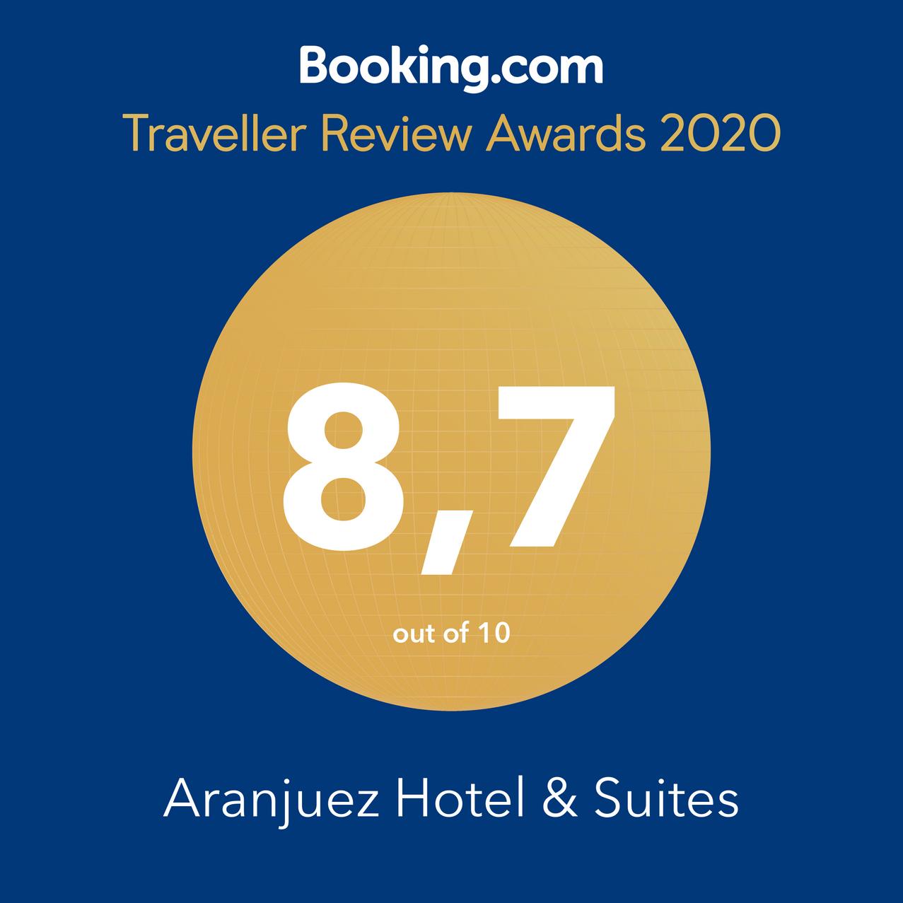 Traveler Review Awards 2020